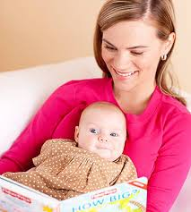 the benefits of reading to your newborn