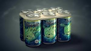 Where To Print Edible Images 3ders Org Saltwater Brewery Launches 3d Printed Edible Six Pack