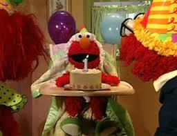 elmo birthday elmo s world birthdays muppet wiki fandom powered by wikia