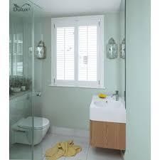 homebase bathroom ideas dulux bathroom mint macaroon soft sheen emulsion paint 50ml