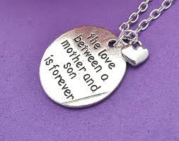 mother son jewelry to mom from son valentine u0027s day gift