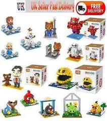 loz diamond blocks loz mini collection diamond blocks iblock mini nano block ebay