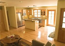 Small Open Kitchen Ideas Appealing Small Open Kitchen With Living Room Design Ideas For