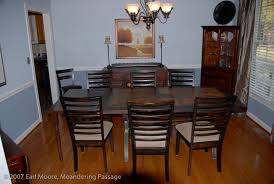Dining Room Table Extensions by Building A Dining Room Table Extension U2013 Meandering Passage