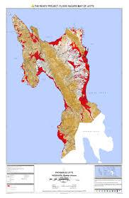 Phillipines Map Hazard Maps