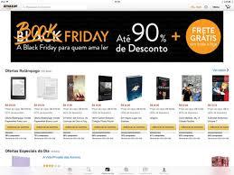 produtos da amazon tem desconto na black friday amazon na app store