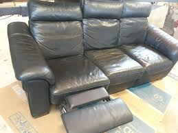 canapé cuir 3 places relax achetez canapé cuir 3 places occasion annonce vente à aigues mortes