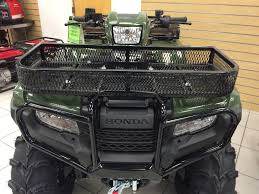 249 front rack for honda foreman rancher 2014 2016 for the
