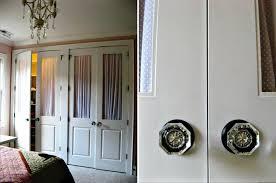 Replace Sliding Closet Doors With Curtains Doors Replacing Closet For Replace Sliding With