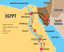 Map Of The Seas In The World by Timeless Egypt 15 Days Felucca Cruise U0026 The Red Sea