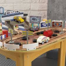disney pixar cars 3 thomasville track set u0026 table