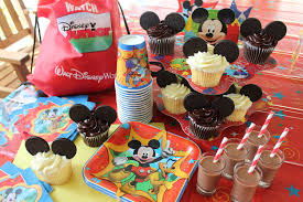 mickey mouse party 5 mickey mouse party ideas decorations recipes crafts
