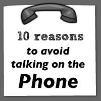 Talking On The Phone Meme - 10 reasons to avoid talking on the phone the oatmeal