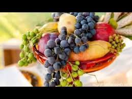 20 thanksgiving table decoration ideas beautiful fruit