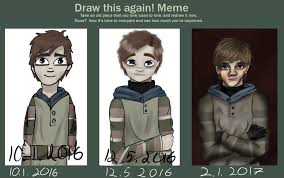 Toby Meme - ticci toby before and after by skappie on deviantart