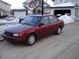 1991 mazda protege sedan specifications pictures prices