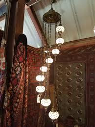 Turkish Chandelier Turkish Handmade Mosaic Glass Chandelier 9 Pieces