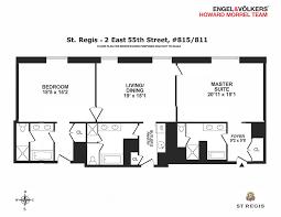 Terminal 5 Floor Plan by 2 East 55th Street Apt 815a 811 Engel And Volkers
