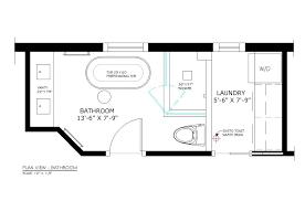 narrow bathroom floor plans uncategorized bathroom floor plan in glorious popular small narrow