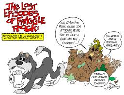 Fraggle Rock Meme - lost episodes of fraggle rock by jayfosgitt on deviantart