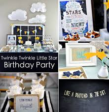 twinkle twinkle party supplies twinkle twinkle birthday party or baby shower via