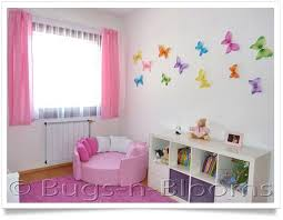 Modern Baby Girl Butterfly Bedroom Ideas Decorate A Girls Bedroom