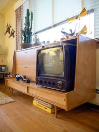 Midcentury Modern Tv Stand - mid century modern tv stand the design features a spot for our tv