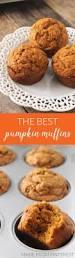 Pumpkin Cupcakes by The Best Pumpkin Muffins Ever Tgif This Grandma Is Fun
