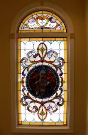 church glass doors good shepherd catholic church mc cormick sc