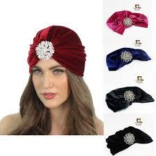 velvet headband aliexpress buy velvet flapper jeweled brooch stretch