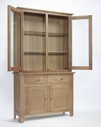 compton solid oak furniture dining room dresser display cabinet ebay