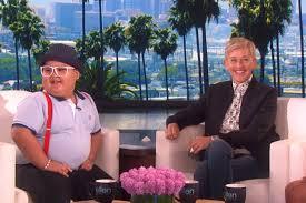 Hawaii Chair Ellen Watch Balang Returns To U0027ellen U0027 Dances To Ed Sheeran Hit Abs