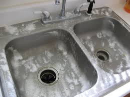How To Clean Kitchen Sink by Ideas Dirty Drainhole Kitchen Sink And How To Cleaning Stainless