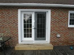 Screen For Patio Door Doors With Security Screens Guide For Doors With