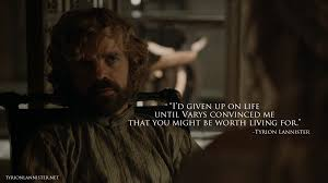 Tyrion Meme - the best tyrion lannister quotes in game of thrones season 5