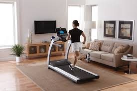 treadmill in living room bedroom comely image of living room decoration using triple grey