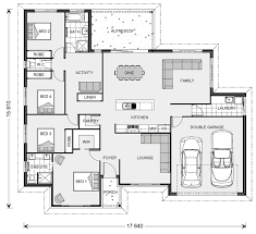 new home floor plans free wide bay 209 home designs in sunshine coast south g j gardner