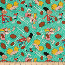 90 S Decor Nickelodeon 90 U0027s Hey Arnold Football Head Multi Discount