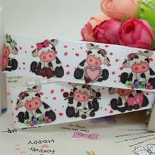 cow ribbon buy cow print ribbon and get free shipping on aliexpress