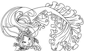 coloring pages winx coloring pages games winx