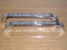 glass crystal door knobs 160mm free shipping k9 crystal glass zinc alloy kitchen cupboard
