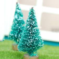 Decorations For Miniature Christmas Tree by Miniature Dollhouse Christmas Trees Christmas Lights Decoration