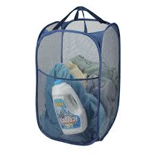 Kids Laundry Hampers by Foldable Laundry Hamper Mesh Sorter Bin Organizer Dirty Clothes