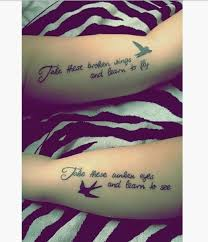 small friendship quote tattoos mouse medicine shangri la sweet