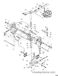 transom and swivel brackets manual 2001 mariner outboard 40