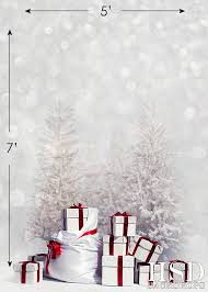 christmas photography backdrop tree u0026 presents photo background