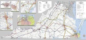 Pennsylvania Railroad Map by Virginia Railroad Map