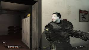 i scanned my face into rainbow six vegas 2 gaming