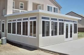 sunroom cost patio room additions california sunroom cost