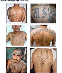 latino prison gangs mexican hispanic gang tattoos